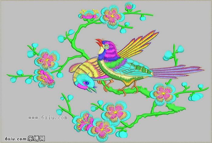 动物图集:花样小鸟 飞到理想的地方