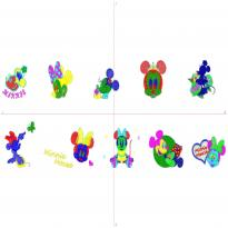 米老鼠合集-卡通