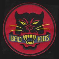 Bad children embroidery pattern album