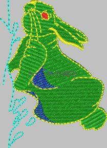 eu_WL0529 embroidery pattern album