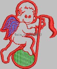 eu_WC0044 embroidery pattern album