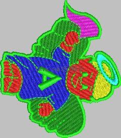 eu_MA0767 embroidery pattern album